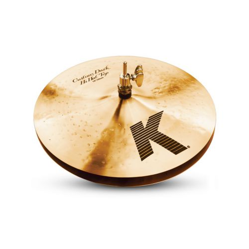 Zildjian 銅鈸 13 K Custom Dark Hi-Hat Pair (K0940)