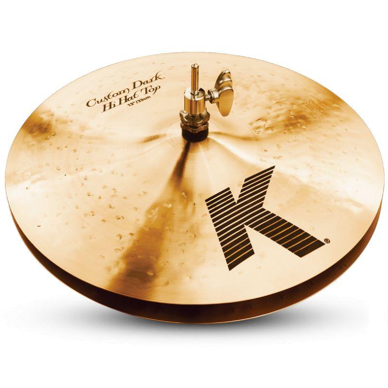 "Zildjian 13"" K CUSTOM DARK HI HAT TOP (K0941)"