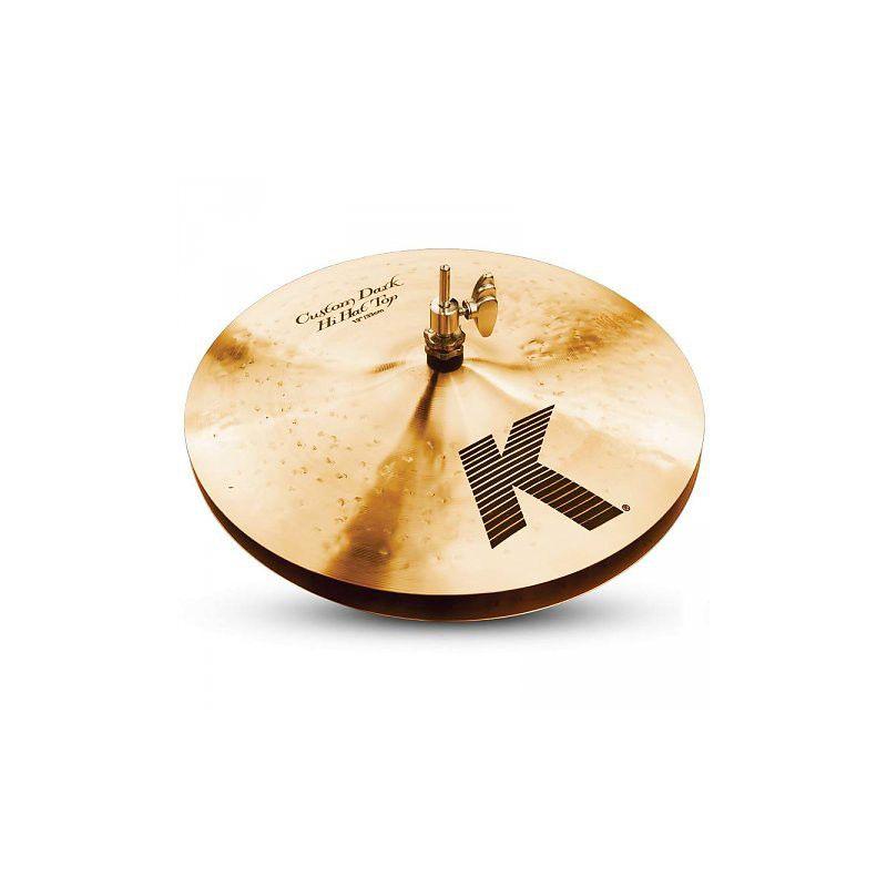 "Zildjian 13"" K CUSTOM DARK HI HAT BOTTOM (K0942)"