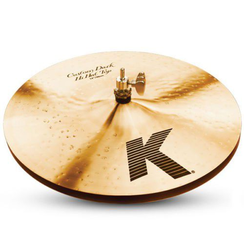 Zildjian 銅鈸 14 K Custom Dark Hi-Hat Bottom底鈸 (K0945)