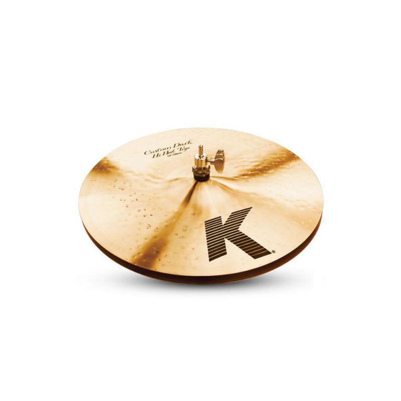 "Zildjian 14"" K CUSTOM DARK HI HAT BOTTOM (K0945)"