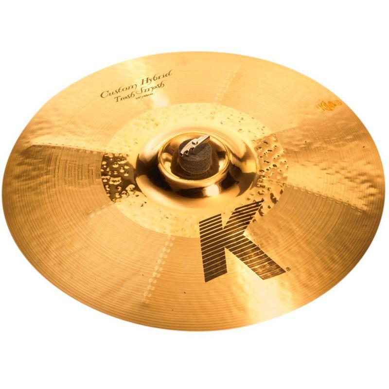"Zildjian 19"" K CUSTOM HYBRID TRASH SMASH (K0954)"