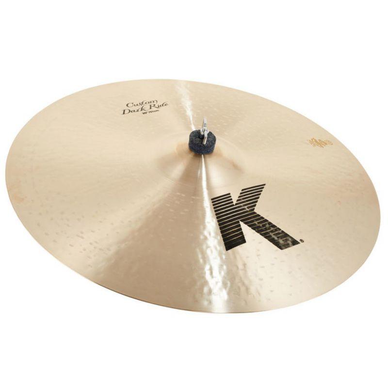 """Zildjian 20"""" K CUSTOM DARK RIDE (K0965)"""