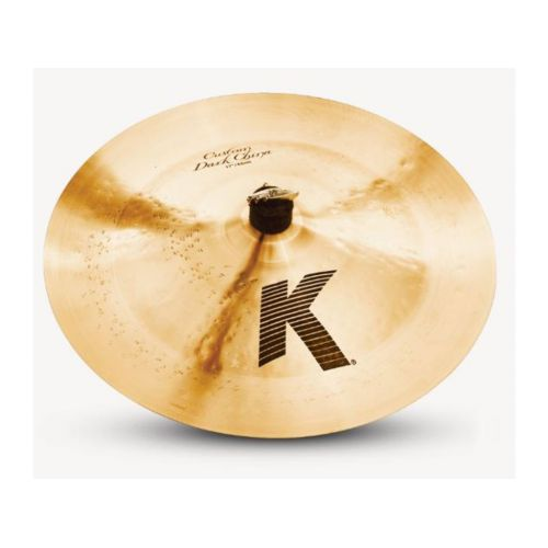 Zildjian 銅鈸 17 K Custom Dark China (K0970)