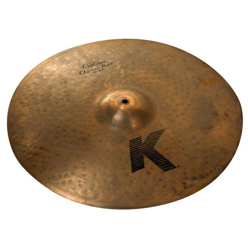 """Zildjian 21"""" K CUSTOM ORGANIC RIDE (K0971)"""