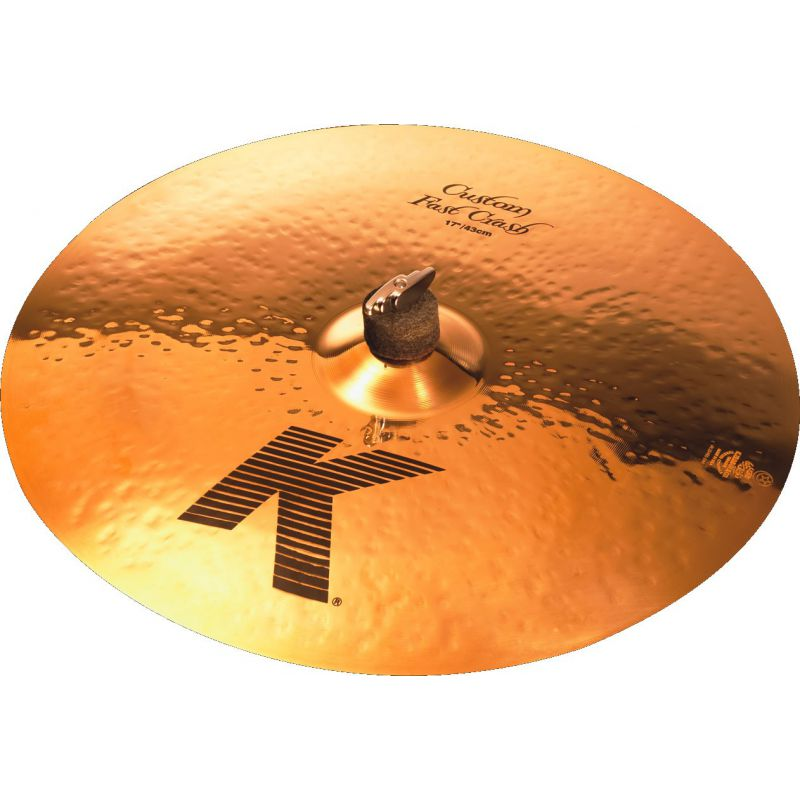 "Zildjian 17"" K CUSTOM FAST CRASH (K0983)"