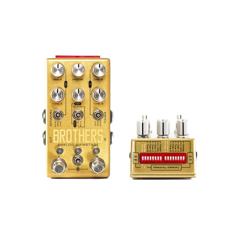 """Chase Bliss Audio """"Brothers"""" Analog Gainstage"""