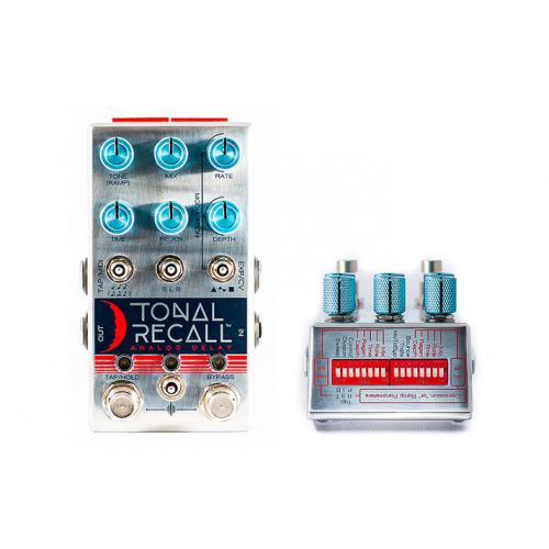 "Chase Bliss Audio ""Tonal Recall"" Analog Delay 效果器"