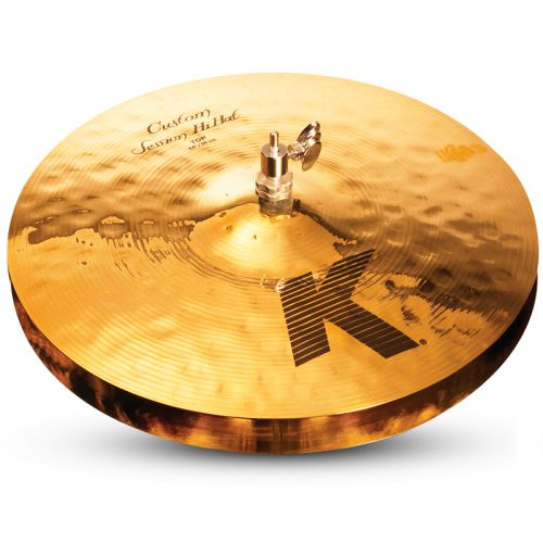 Zildjian 銅鈸 14 K Custom Session Hi-Hat Pair (K0993)