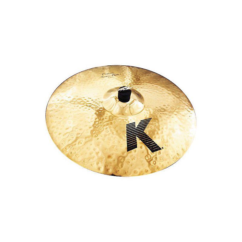 """Zildjian 20"""" K CUSTOM SESSION RIDE (K0997)"""