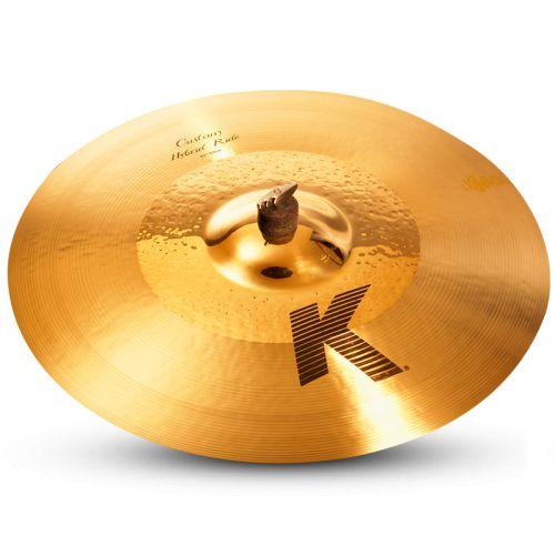 "Zildjian 21"" K CUSTOM HYBRID RIDE (K0999)"
