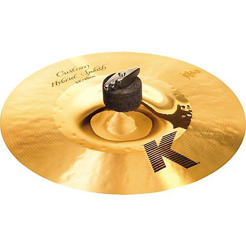 "Zildjian 9"" K CUSTOM HYBRID SPLASH (K1209)"