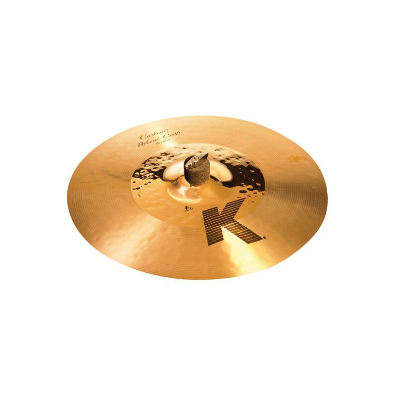 "Zildjian 16"" K CUSTOM HYBRID CRASH (K1216)"