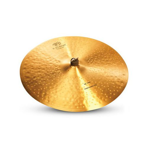 Zildjian 銅鈸 22 K Constantinople Thin Ride Over (K1101)