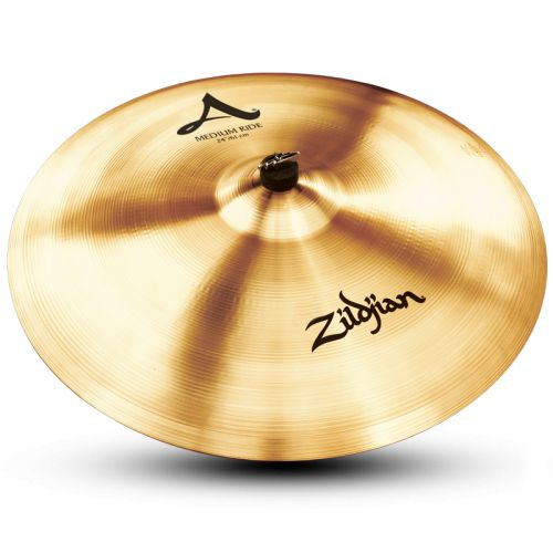 Zildjian 銅鈸 24 A Zildjian Medium Ride (A0037)