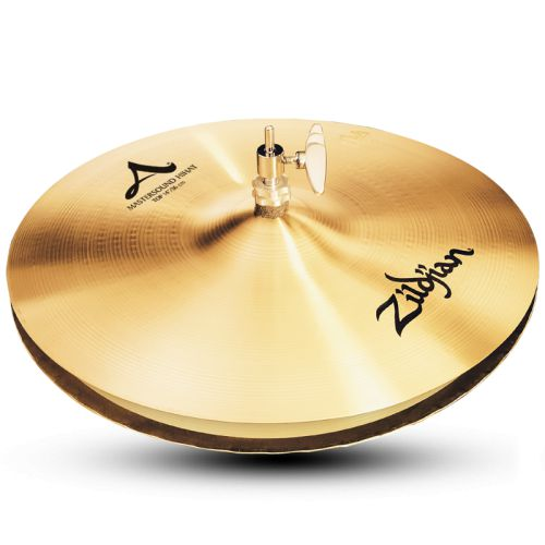 Zildjian 銅鈸 14 A Zildjian Mastersound Hi-Hat Pair (A0123)
