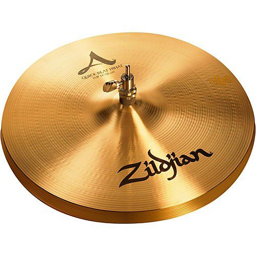 Zildjian 銅鈸 14 A Zildjian Quick Beat Hi-Hat Pair (A0150)