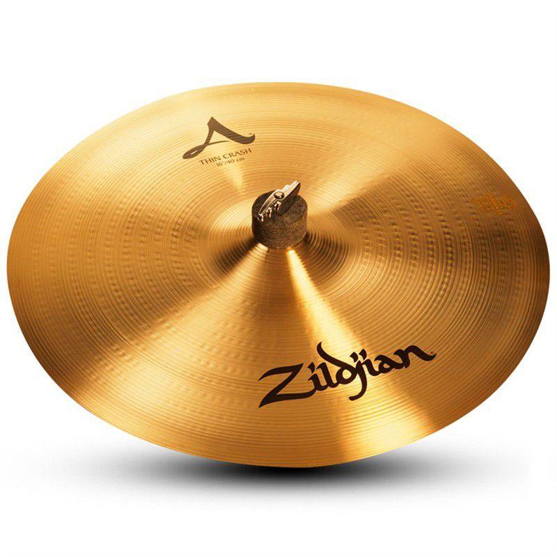 "Zildjian 16"" A ZILDJIAN THIN CRASH (A0223)"