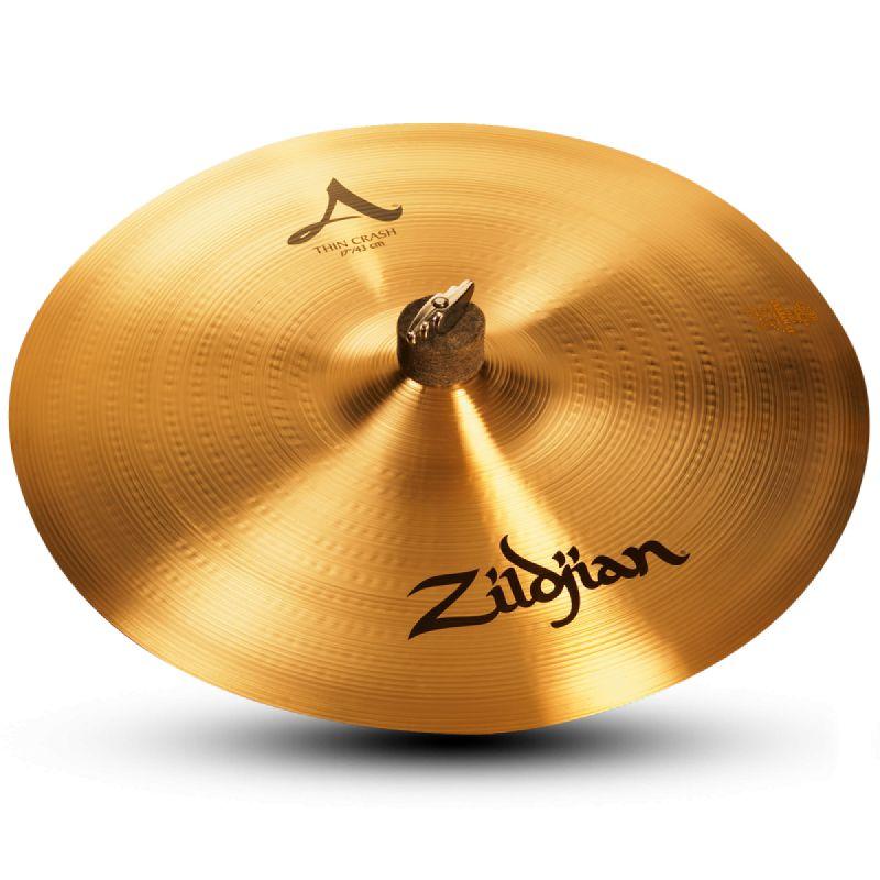 "Zildjian 17"" A ZILDJIAN THIN CRASH (A0224)"