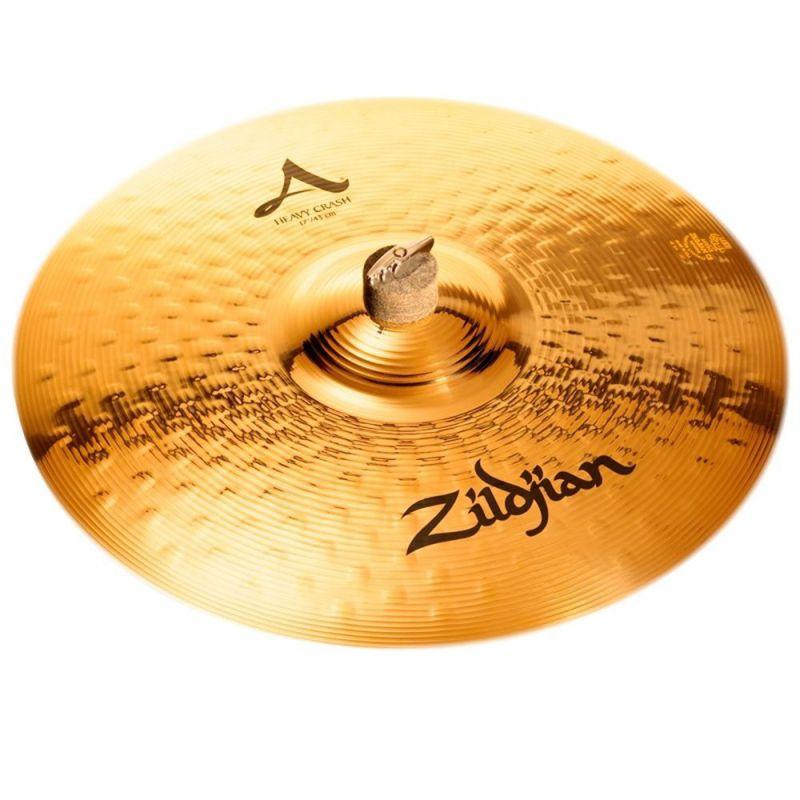"""Zildjian 17"""" A HEAVY CRASH BRILLIANT (A0277)"""