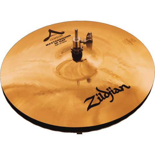 Zildjian 銅鈸 13 A Custom Mastersound Hi-Hat Pair (A20500)