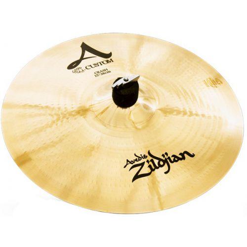 Zildjian 銅鈸 15 A Custom Crash Brilliant (A20513)