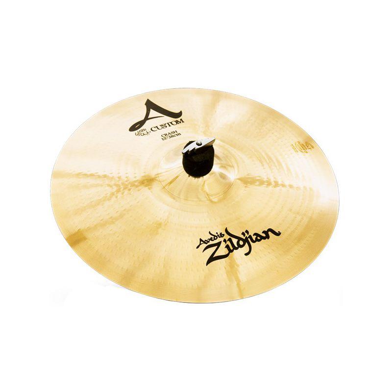 """Zildjian 15"""" A CUSTOM CRASH BRILLIANT (A20513)"""