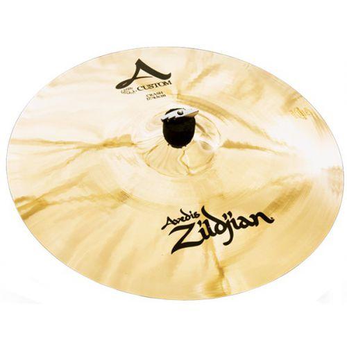 Zildjian 銅鈸 17 A Custom Crash Brilliant (A20515)