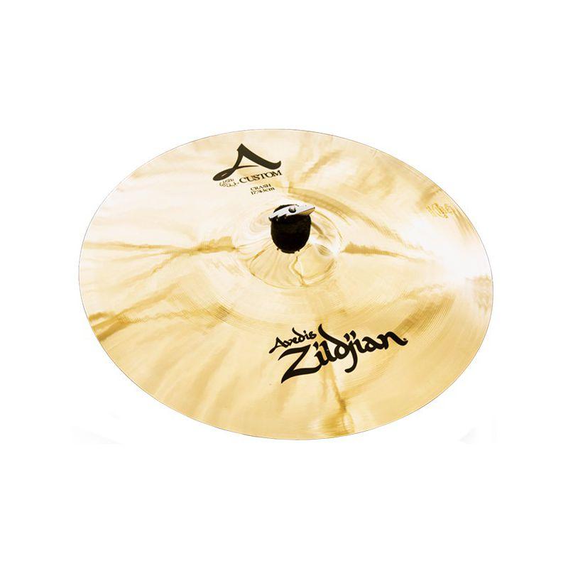 """Zildjian 17"""" A CUSTOM CRASH BRILLIANT (A20515)"""