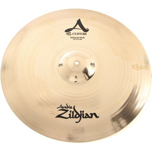 Zildjian 銅鈸 20 A Custom Medium Ride (A20519)