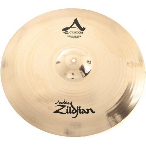 Zildjian 銅鈸 20 A Custom Medium Ride (A20519)