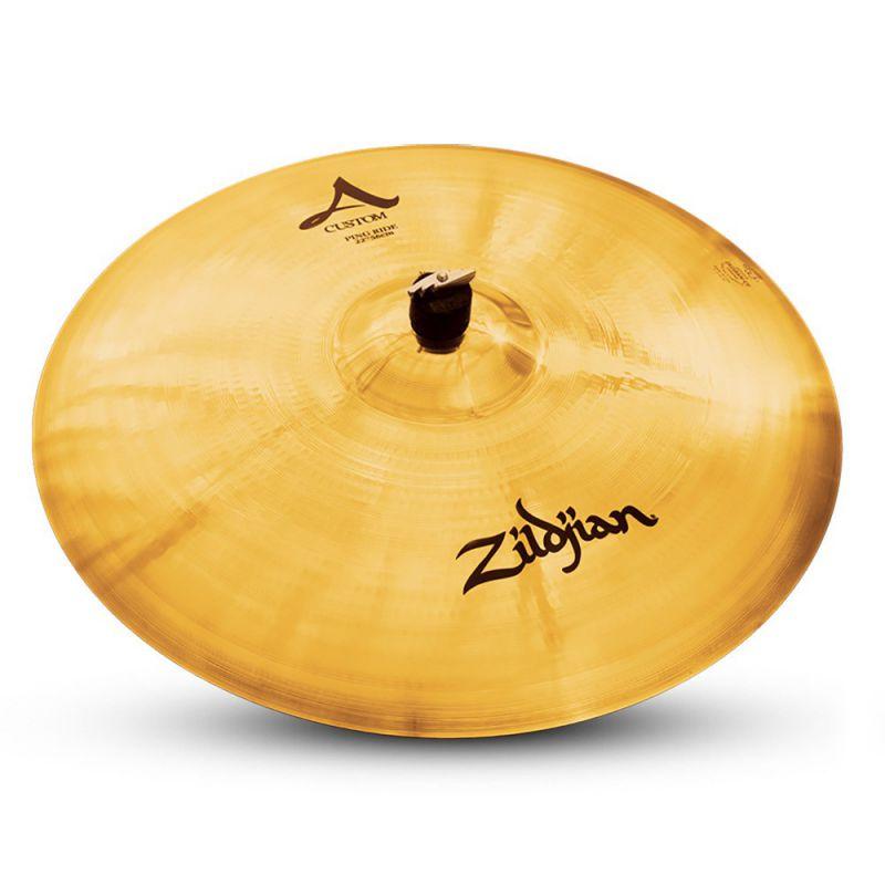 "Zildjian 22"" A CUSTOM PING RIDE BRILLIANT (A20524)"