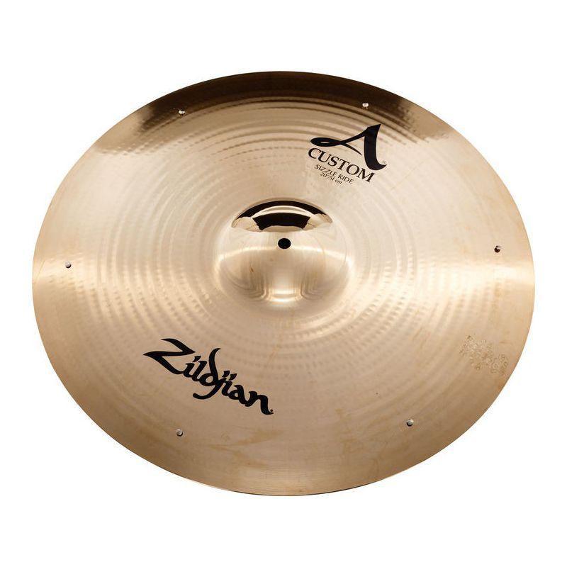 "Zildjian 20"" A CUSTOM SIZZLE RIDE (A20526)"