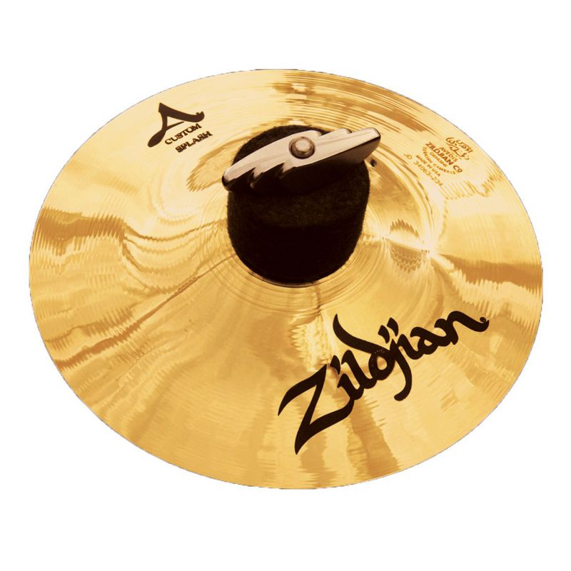 "Zildjian 6"" A CUSTOM SPLASH BRILLIANT (A20538)"