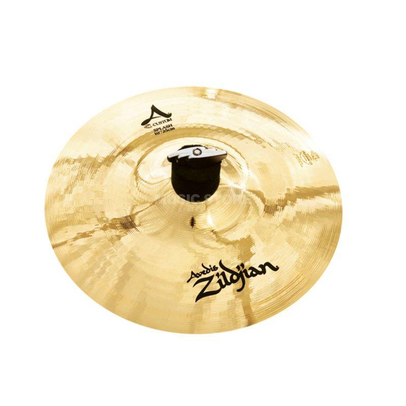 """Zildjian 10"""" A CUSTOM SPLASH BRILLIANT (A20542)"""