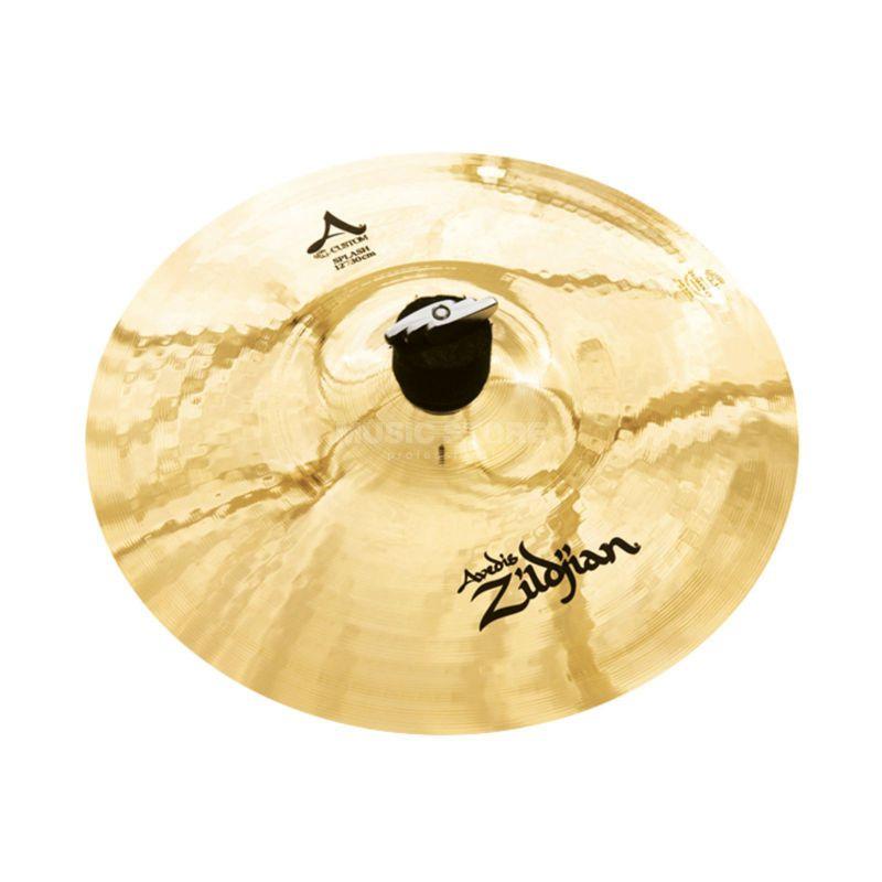 """Zildjian 12"""" A CUSTOM SPLASH BRILLIANT (A20544)"""