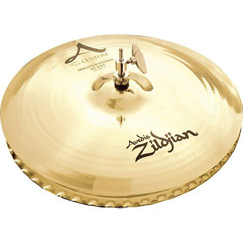 Zildjian 銅鈸 15 A Custom Mastersound Hi-Hat Pair (A20553)