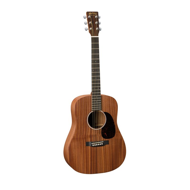 Martin 沙比利木全單板小吉他 D Jr. 2 Sapele