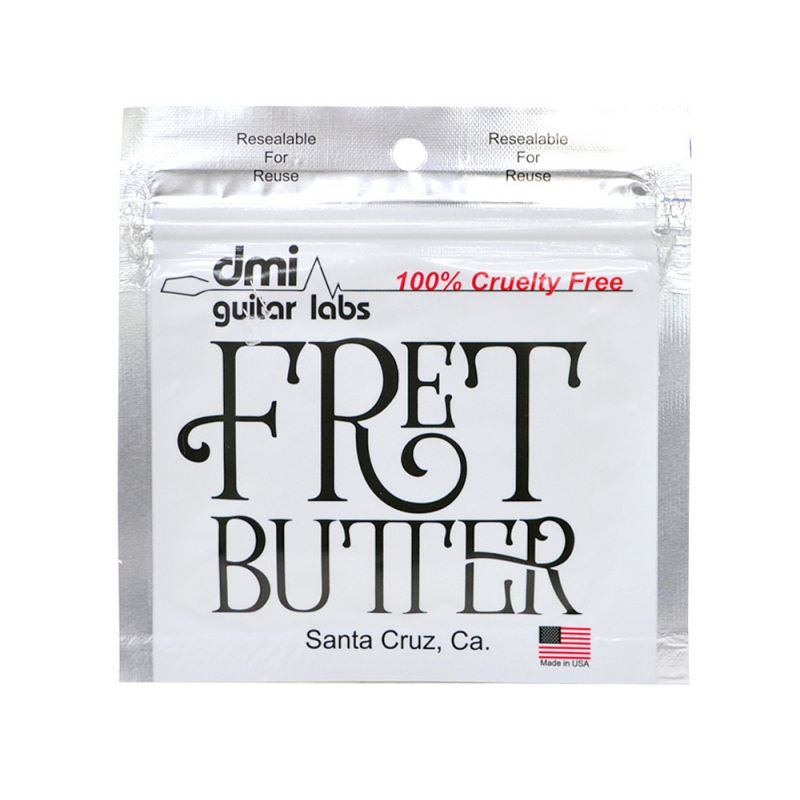 DMI Guitar Labs 琴衍指板清潔布 Fret Butter