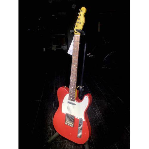 Nashguitars 客製仿舊吉他 T63 Dakota Red / Light 輕度仿舊 / 玫瑰木指板