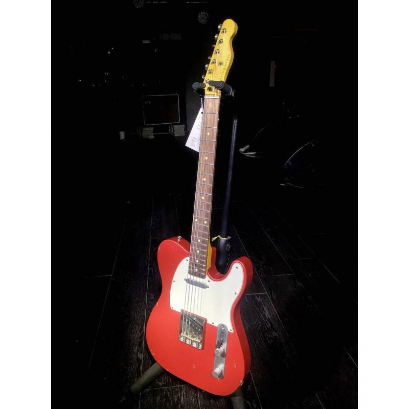 Nashguitars T63 Dakota Red 高級客製仿舊吉他 玫瑰木指板
