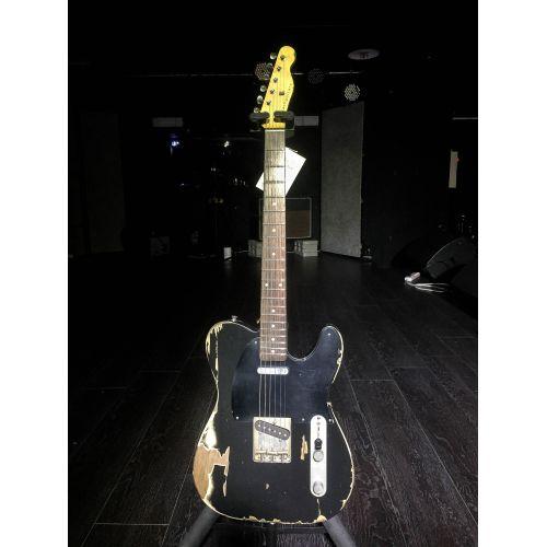 Nashguitars 客製仿舊吉他 T63 Black / Heavy 重度仿舊 / 玫瑰木指板