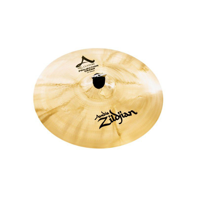 "Zildjian 17"" A CUSTOM PROJECTION CRASH (A20583)"