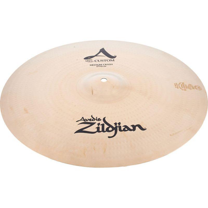 "Zildjian 17"" A CUSTOM MEDIUM CRASH (A20827)"