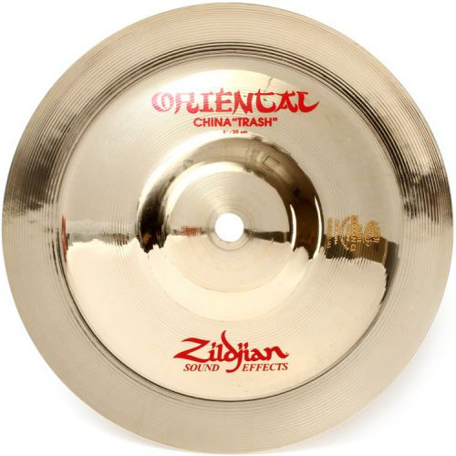 Zildjian 銅鈸 8 Oriental China Trash (A0608)