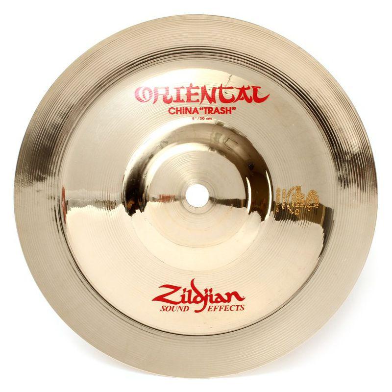 "Zildjian 8"" ORIENTAL CHINA ""TRASH"" (A0608)"