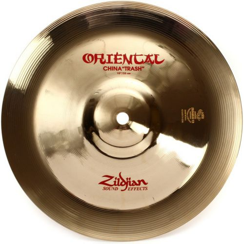 "Zildjian 10"" ORIENTAL CHINA ""TRASH"" (A0610)"