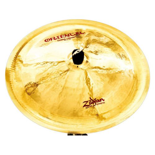 Zildjian 銅鈸 16 Oriental China Trash (A0616)