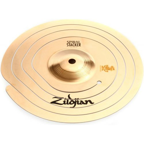 "Zildjian 10"" SPIRAL STACKER (FXSPL10)"
