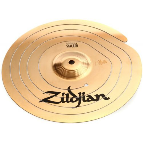 "Zildjian 12"" SPIRAL STACKER (FXSPL12)"